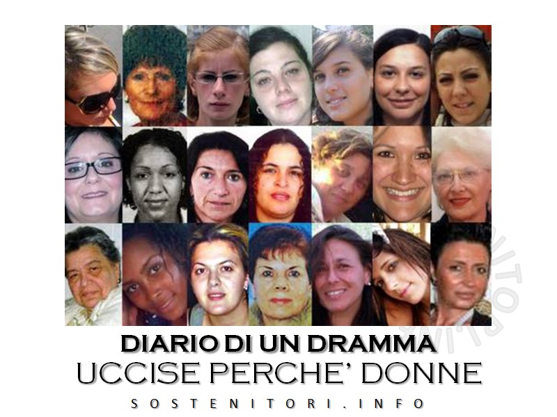 donne uccise